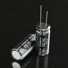 50 шт/лот rubycon bxa серия 105c высокочастотный низкостойкий