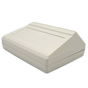 Новый Пластик коробка электроники настольный корпус для устройство Pcb Корпус Пластик распределительная коробка