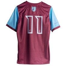 Специальный набор инструментов West Ham x мвфк для мальчиков высокого качества с вышивкой футболка из джерси под давлением с вашей обувью на Ст...