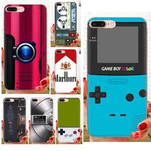 Retro Camera Game Console For Xiaomi Redmi Mi 4 7A 9T K20 CC9 CC9e Note 7 9 Y3 SE Pro Prime Go Play Soft TPU Cell Phone Cases(China)