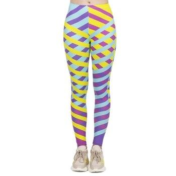 Women Fashion Leggings High Elasticity Legins Workout Jogging leggins mujer Athleisure Training leggins