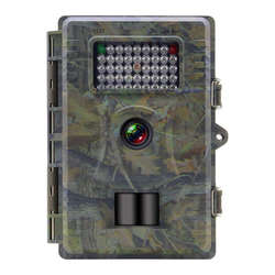 1080P Digital Waterproof Hunt Trail Camera Infrared Led Scouting Cam Wildlife Hunt Monitoring And Farm Security Device TC200