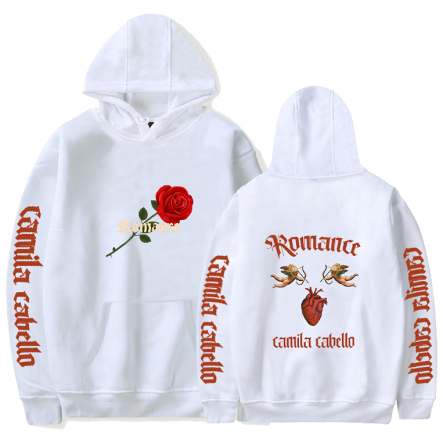 NEVER BE THE SAME TOUR CAMILA CABELLO HOODIE (15 VARIAN)
