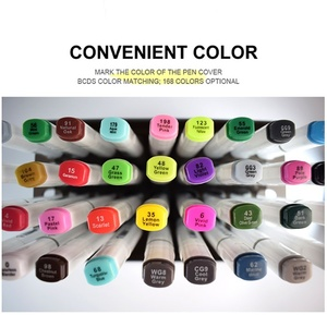 TouchNew 12 цветов пастельный цвет набор для портретной иллюстрации Рисование художественные маркеры двойная голова эскиз на спиртовой основе ...