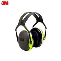 Noise Earmuffs 3M X4A PELTOR x4a anti noise headphones with standard headband Security Protection Workplace Safety Supplies Noise Equipment X4A