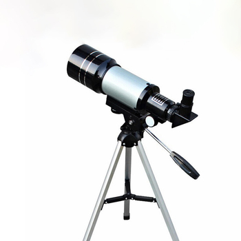 150X Refracting Telescope Night Vision Astronomical Monocular Beginner Level Starry Space Observation Mirror Outdoor Telescope