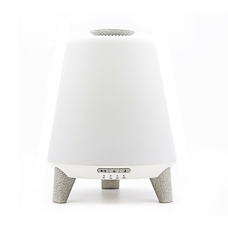 Home Decor Smart Ultrasonic Aromatherapy Essential Oil Aroma Diffuser Music Humidifier Night Light Home Decoration Accessories A Humidifiers     - title=