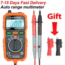Digital Multimeter XL830L Portable AC/DC Lcd-Backlight Like