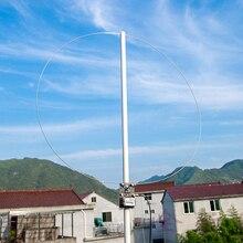 Hoạt Động Vòng Từ Ăng Ten Hà SDR Sóng Ngắn Tiếng Ồn Thấp Có Thể Điều Chỉnh Tăng Đài Vòng Anten Sóng Ngắn Hoạt Động Vòng Ăng Ten