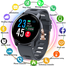 Smart Watch Ip68 Waterproof Heart Rate Monitor Smartwatch  Bluetooth Smartwatch Activity Fitness Tracker Band Relogio Masculino цена в Москве и Питере