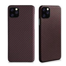 Original Designer 100% Real Carbon Fiber Case For iPhone X XR XS MAX Ultrathin Peotection Aramid Cover XI XIR XIS