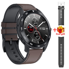 DT98 Smart Watch Bluetooth Call ECG Heart Rate IP68 Waterproof Sport Tracker Man