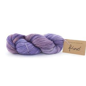 MANOS Fino шерсть/шелк, Uruguay импорт, ручные красители, окрашенные линии, свитера, шарфы, шали, линии ручной вязки, версия
