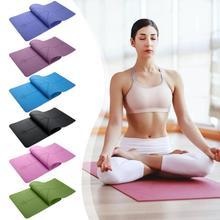 Hot Sale TPE Yoga Mat with Position Line Non Slip Carpet Mat For Beginner Environmental Fitness Gymnastics Mats 1830x610x6mm