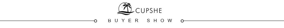 cupshe买家秀