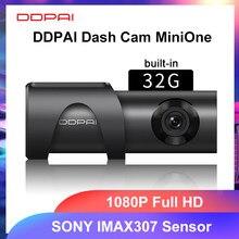 DDPAI tableau de bord caméra MiniOne 1080P Full HD DVR voiture caméra Mini un Android Wifi Auto lecteur véhicule vidéo Recroder 24H caméra de stationnement