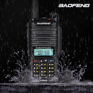 Baofeng UV-9R plus Walkie Talk