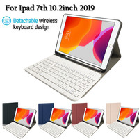 Mechanical Keyboard For Ipad 10.2 Inch 2020 Wireless Bluetooth Keyboard Case Stand Smart Slim Cover Keycaps Клавиатура #8