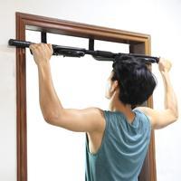 Chin Up Bar Fitness Training Bar Door Frame Horizontal Bar Portable Detachable Pull Up Door Bars Doorway For Gym Home Equipment