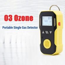 Ozon Detektor Ozon Gas Tester O3 Ozon Konzentration Rest Leck Detektor Analyzer Monitor mit Sound Licht Vibration Alarm