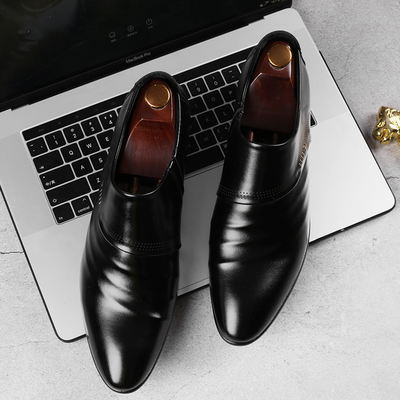 Oxfords Business and Wedding Leather Shoe 12