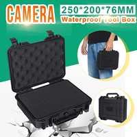 MG6235 защитный Безопасный инструмент ящик для инструментов водонепроницаемый противоударный ящик для хранения инструментов герметичный че...