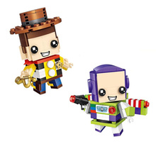 in stock 2133 pcs lepin 15002 cafe corner 15019 4002pcs assembly square model building kits toys moc legoinglys 102555 10182 hot cartoon toys story mini Woody Buzz Lightyears assembly figures micro diamond building blocks moc model bricks toys for gift