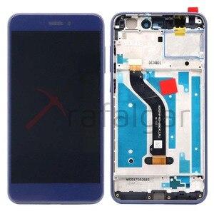 Image 3 - טרפלגר תצוגה עבור Huawei P9 לייט 2017 LCD תצוגת PRA LA1 LX1 מגע מסך עבור Huawei P8 לייט 2017 תצוגה עם מסגרת