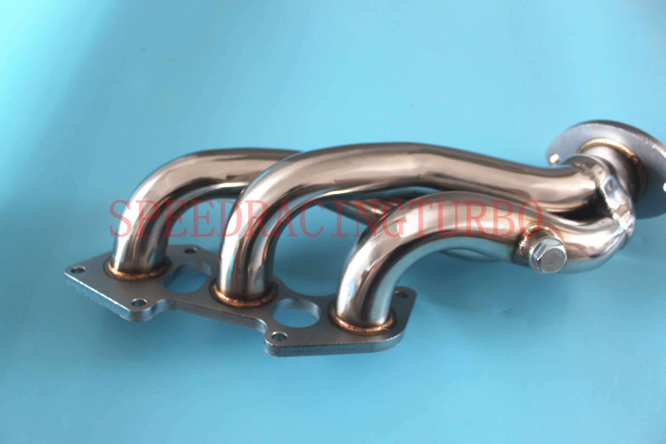 EXHAUST HEADER MANIFOLD FOR 06-13 LEXUS IS250 RWD//IS350 XE20 V6 STAINLESS STEEL