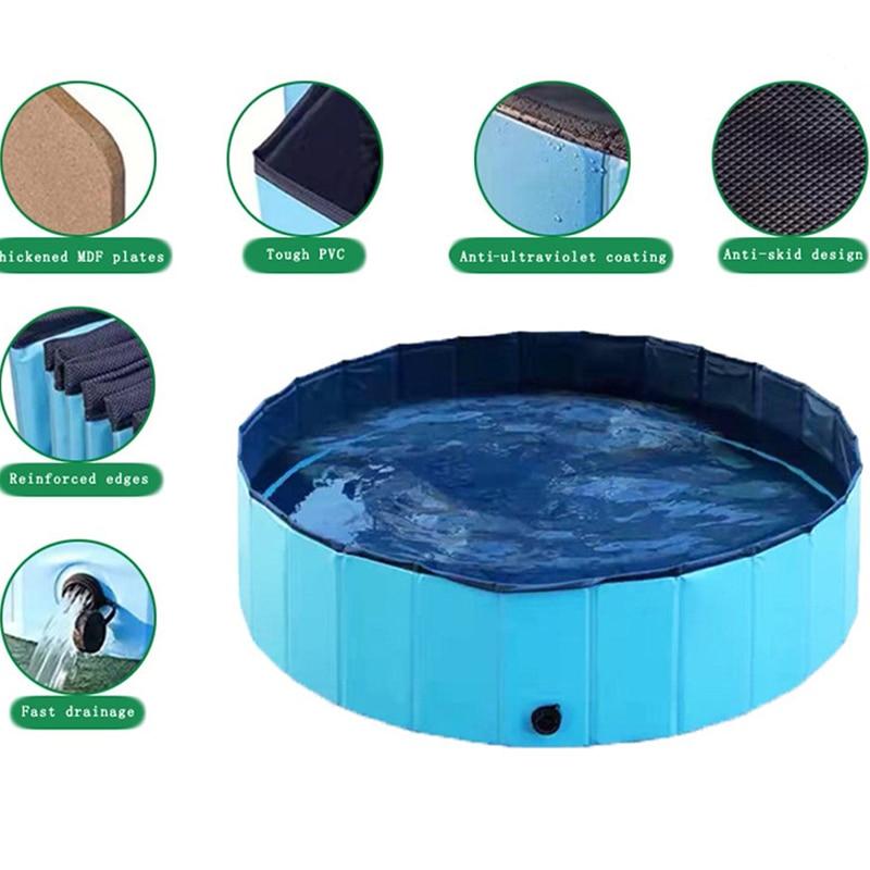 foldable kiddie pool