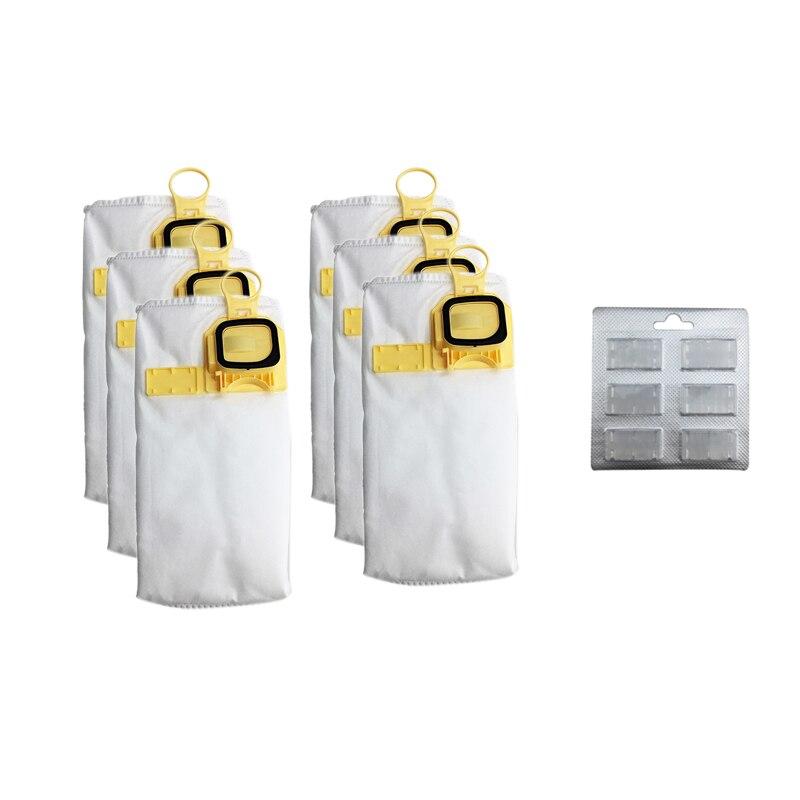 Filter Dust Bags Scented Sheet for Vorwerk VK140 VK150 FP-140 Vacuum Cleaner