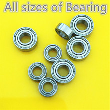 цена на All kinds of Ball Bearing 608ZZ  686ZZ Chrome Steel Sealed Flanged Roller Skate Scooter Pulley Wheel Dropshipping