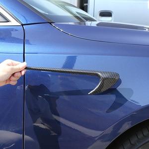 Автомобиль крыло воздушные ножи ветер лопасти эмблема стикер значок для Mercedes Benz AMG W163 W211 W212 W213 E63 W205 W204 W176 W220 W221 W169