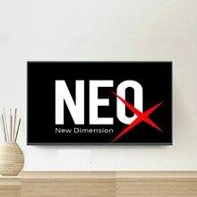Neo tv pro protetor de tela europa árabe bélgica alemanha reino unido holandês áfrica para android tv