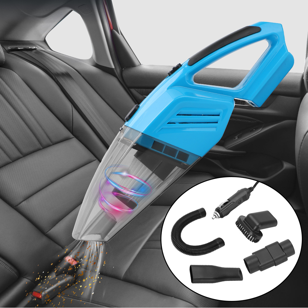 Mini Car Vacuum Cleaner For Car Wet And Dry dual-use Powerful Handheld Mini Vacuum Cleaners 12V 120W High Suction Handheld