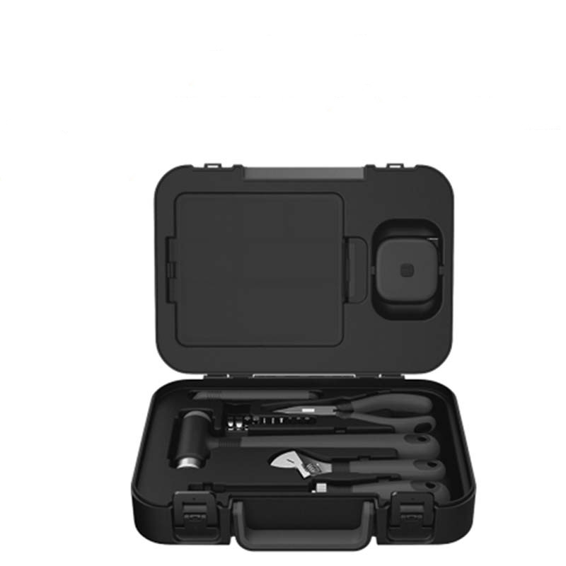 Home Safety Tool Box Waterproof Hard Plastic Equipment Protective Suitcase Tool Box Cajas De Herramientas Tools Packaging DB60TB