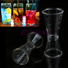 2018 Jigger Single Double Shot Cocktail Wine Short Drink Measure Cup S / L Bar Party