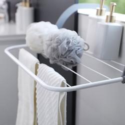 Shoe Drying Rack Bathroom Foldable Space Saving Shelf Removable Balcony Drying Racks Декор Home Decoration Accessories