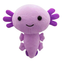 Axolotl Plush Toy 20cm Kawaii Axolotl Plush Toy animal stuffed doll for Kids birthday christmas gifts Axolotl