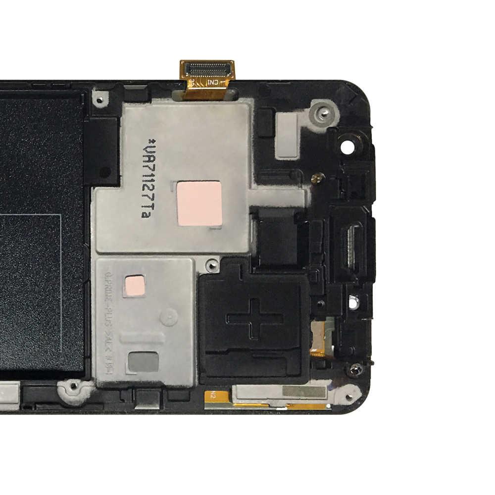 LCD עבור סמסונג גלקסי J2 ראש G532 G532F Lcd תצוגת מסך מגע + מסגרת Digitizer עצרת החלפת חלקי תיקון