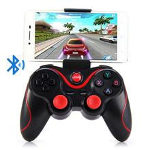 VIP Link Bluetooth Wireless Gamepad For T3 S3 S5 S600 STB S3VR Games Controller Joystick For Android IOS Mobile Phones PC wireless gamepads bluetooth one key connection gamepad rocker pubg games controller joystick for android ios iphone smart phones