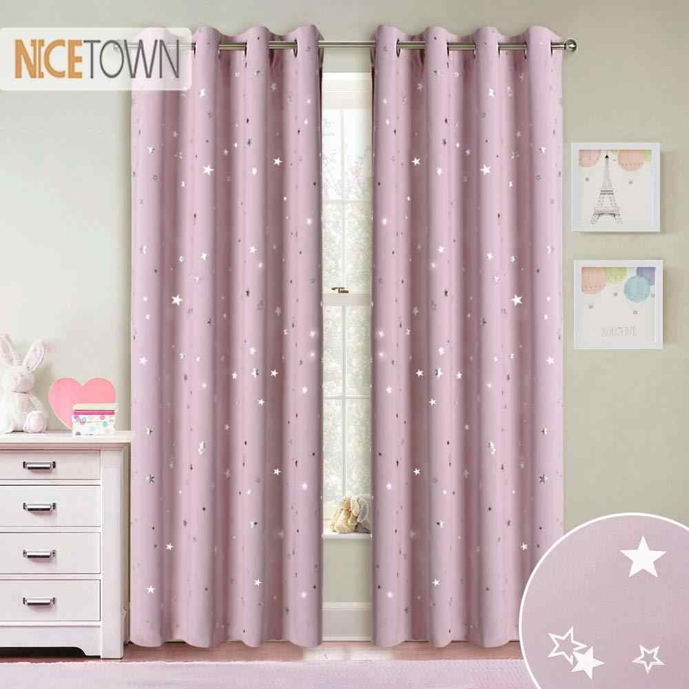 2019 New Fashion Unique Design Modern blackout curtains for window treatment window blackout curtains for living room Kids