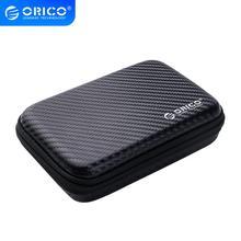 ORICO External Hard Drive Protection Bag HDD Pouch for 2 5 inch Hard Drive Earphone U Disk Hard Disk Drive Case Storage Bag cheap CN(Origin) ORICO 2 5 Hard Disk Case PHM-25-BK 160*110*40mm Black 2 5 inch Hard Drive Earphone U Disk etc