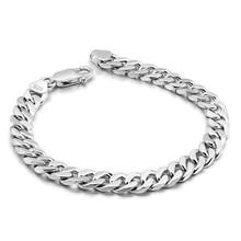 Hot selling 925 sterling silver braceletMen's Bracelet Good Quality Chain On Han