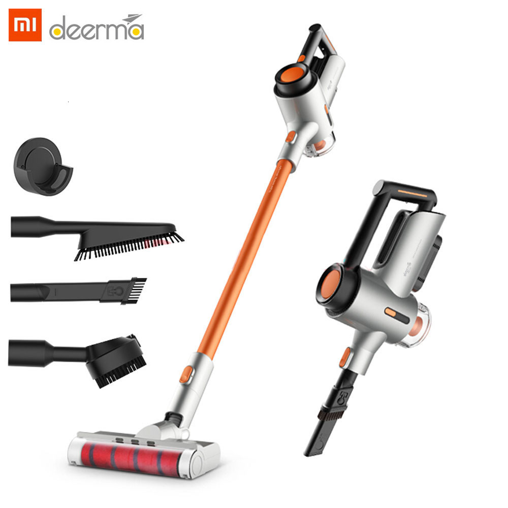 Xiaomi Deerma VC50 Household Upright Vacuum Cleaner 250W 15000Pa Suction Handheld Cordless Vacuum Cleaner For Home And Car