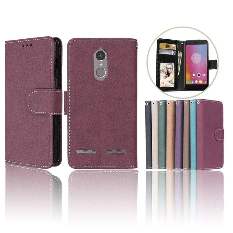 Кожаный магнитный чехол-кошелек для Lenovo K6, флип-чехол для Lenovo K6 Power 5,0 дюйма K33a48 K33a42, чехол для телефона с держателем для карт