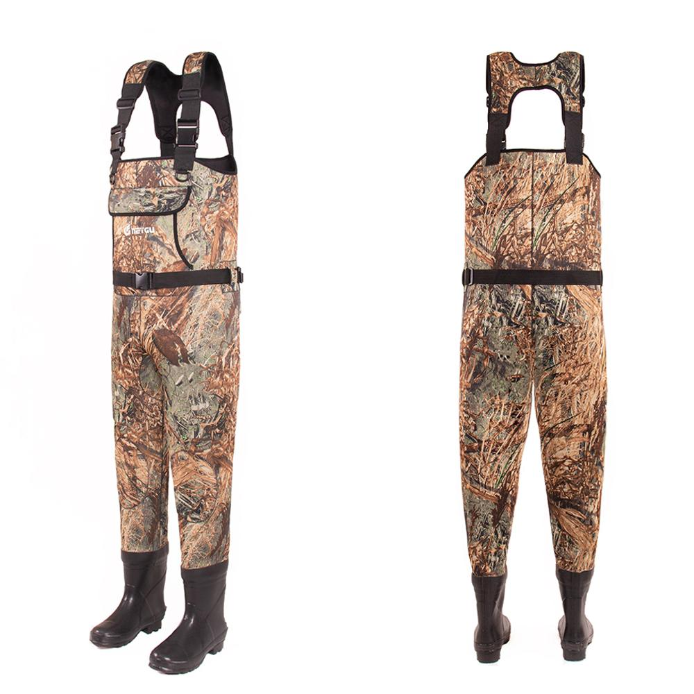 Best Deal #2c131f Neygu 5mm Neoprene Fishing Chest Wader