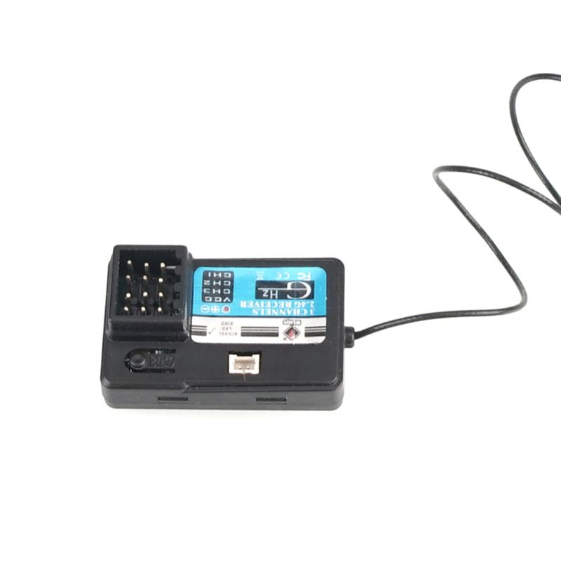 Wltoys A959 A969 A979 K929-B 12428 K949 Independent <font><b>receiver</b></font> A929-124 <font><b>RC</b></font> Model <font><b>Cars</b></font> Spare Parts image