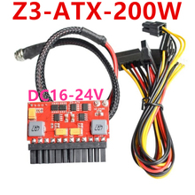 Carte d'alimentation PSU pour PICO-BOX Digital DC-ATX DC 16-24V 24 broches, Module d'alimentation 200W, Z3-ATX Z3-ATX-200W