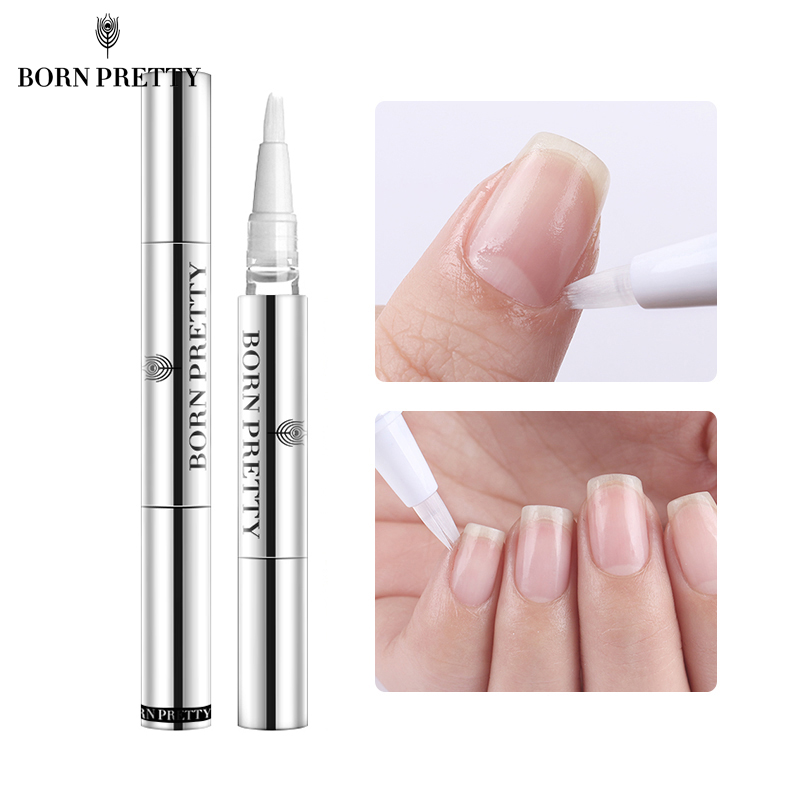 BORN PRETTY Масло для кутикулы ногтей 2 мл фруктовый цветок масло для аромата ручка для дизайна ногтей лечебный инструмент для ухода за питанием